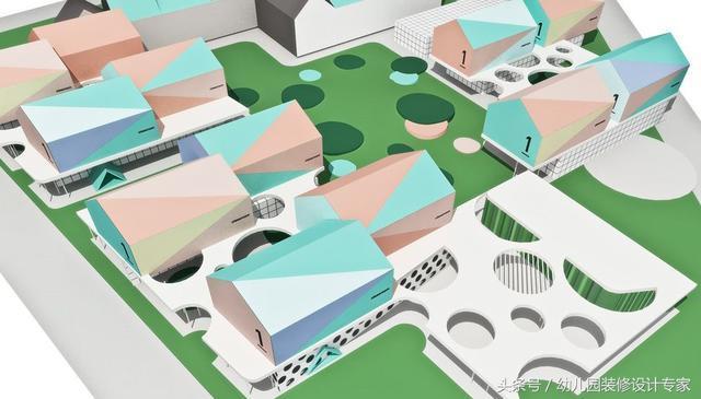 幼儿园装修设计 幼儿园给排水设计分析