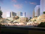[浙江]新兴产业集群区核心区城市规划设计