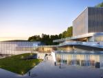 [四川]大型文化体育中心建筑设计方案