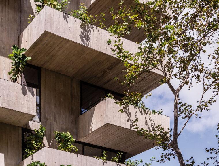 澳大利亚22套独特混合公寓外部实景图 (5)