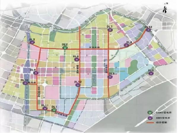 沈阳市浑南新城综合管廊建设背景和管廊概况