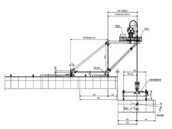 桥梁工程梁端吊装施工方案