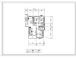41种100至180平方米的室内户型装修图(41张)