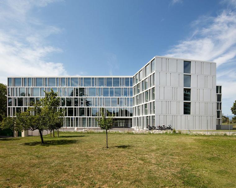 瑞士巨型花朵形的RaymondUldry商学院-4