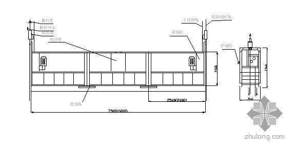 某超高层建筑电动吊篮施工方案(100米 BZ75-500)