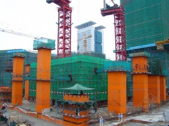 100层超高层金融中心工程钢结构综合施工技术汇报(80页 丰富流程图)