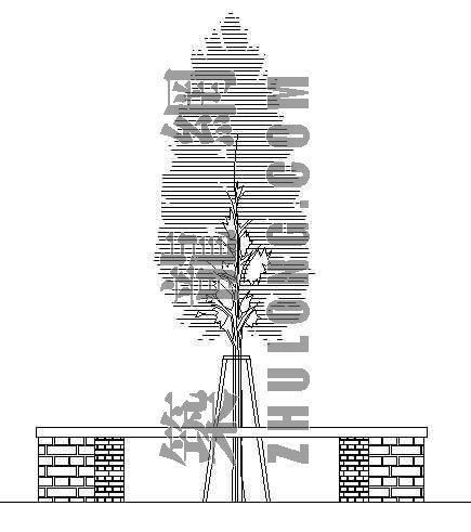 树池施工详图