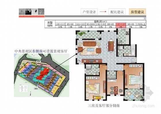 [江苏]户型建筑风格建议专题研究报告(附大量结构平面图  44页)