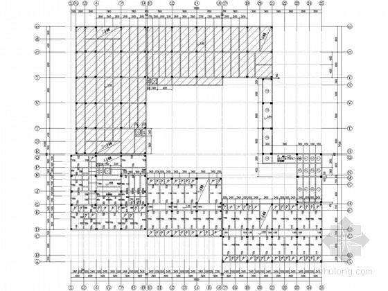 [成都]7层框架综合楼结构施工图