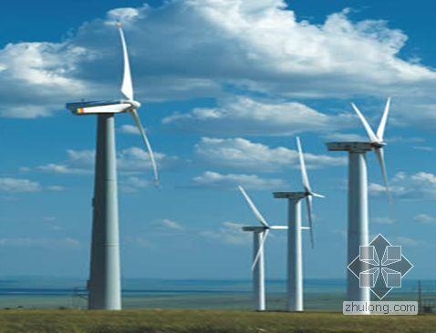 内蒙古某风力发电厂基础施工方案