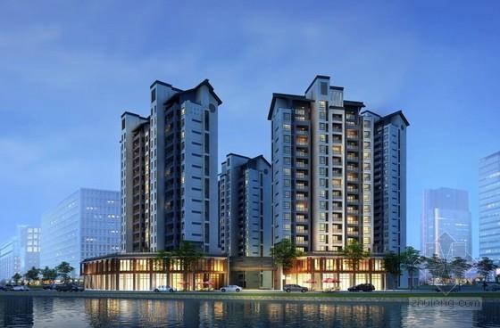 [山东]高层住宅楼安装工程量清单计价实例