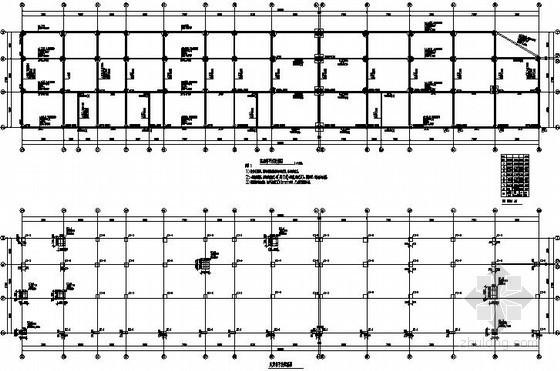 底框砖混住宅结构设计图