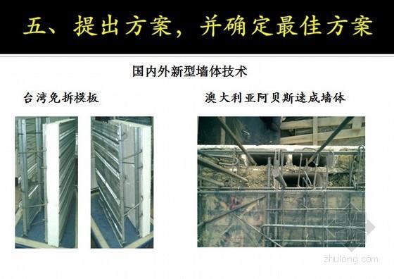 [QC成果]现浇保温免模板施工
