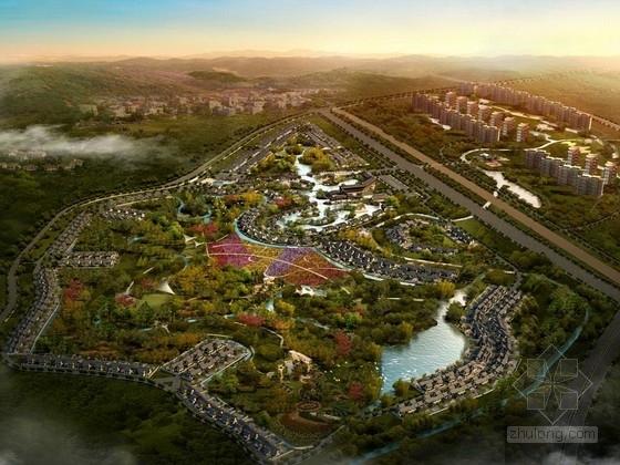 [四川]大型城市综合体规划及单体设计方案文本