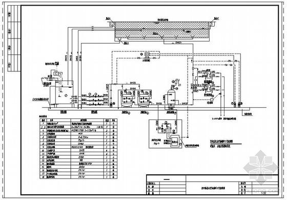 某集团研发中心温泉水池设备供应安装工程图纸