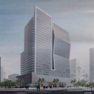广州某高层办公楼施工组织设计(99米)
