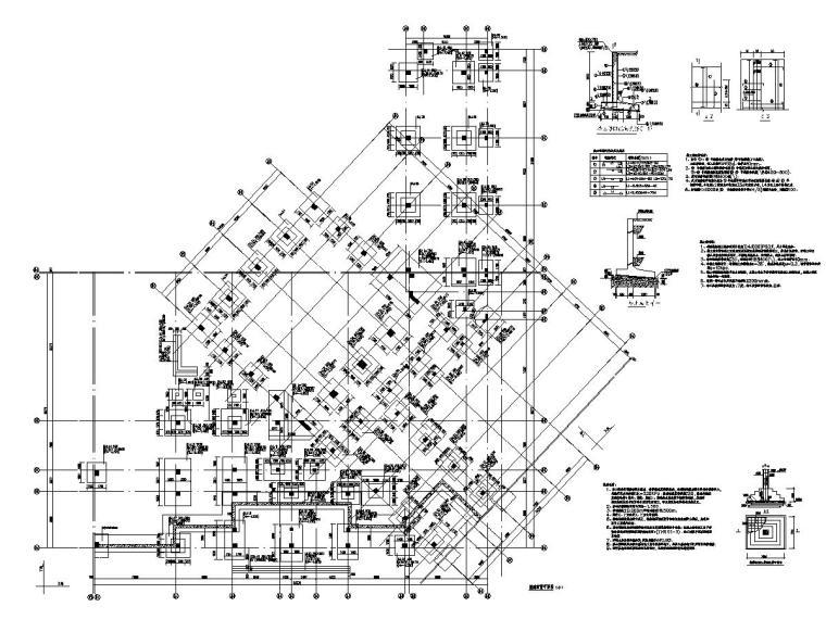 [广东]两栋四层框架结构教学楼与四层钢混组合结构体育楼结施