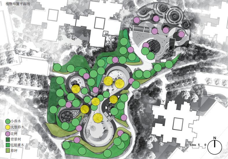 """[重庆]""""童梦童亭""""儿童活动场地公园景观概念设计 目录:设计目标,儿童图片"""