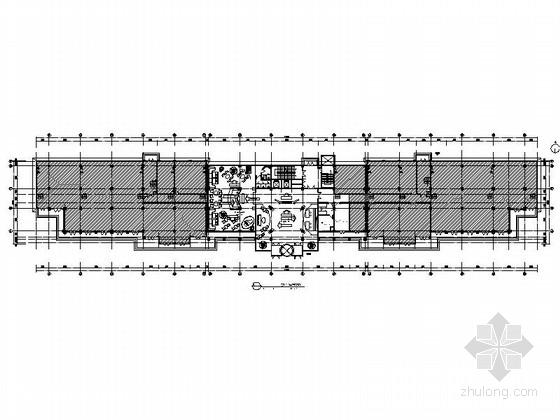 [内蒙古]某欧陆风格国际酒店大堂及宴会厅和咖啡厅室内装修施工图(含效果)