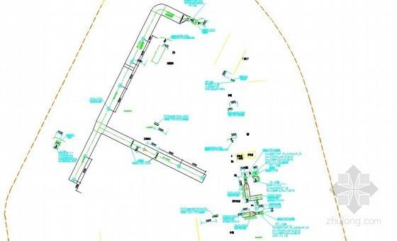 [重庆]2013年某6层框架结构辅楼及停车场项目暖通工程量清单(CAD详图+项目特征)