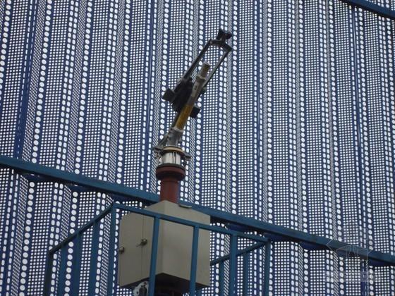 [山西]手自一体化喷淋降尘系统施工工法