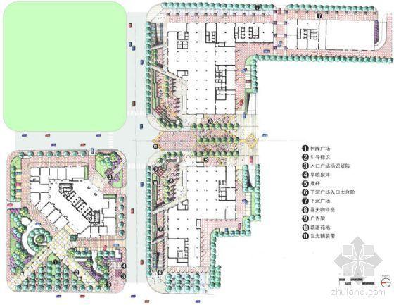 [北京]居住区景观设计方案