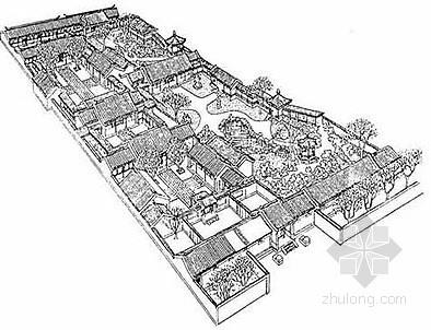 中国古建筑概念方案集锦