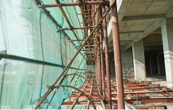 [QC成果]提高超长高空悬挑混凝土结构下挠量合格率(争创鲁班奖)
