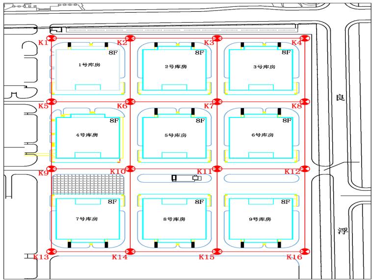 [杭州]厂房易地技术改造项目工程测量方案(12页)