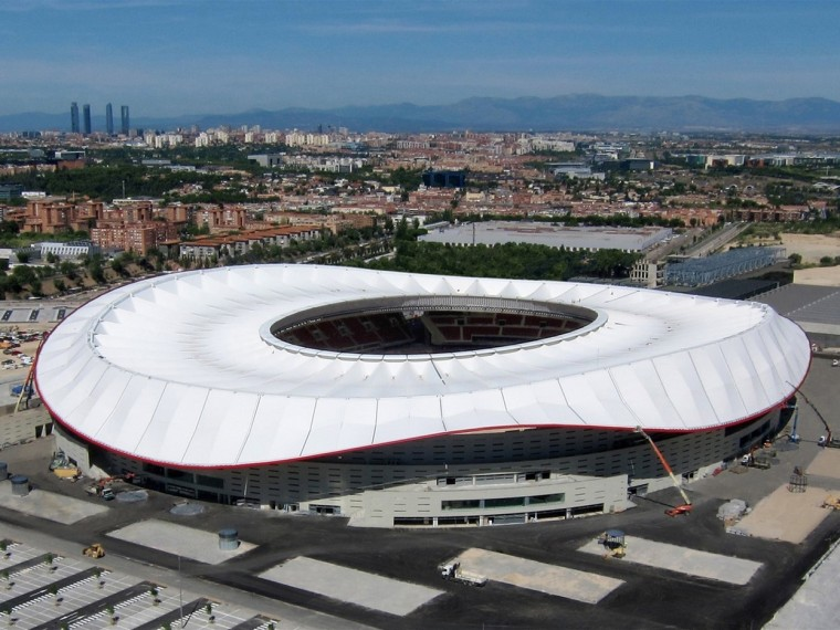 西班牙万达大都会球场