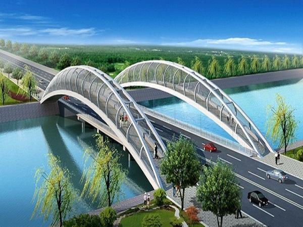 公益村桥施工组织设计