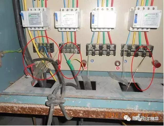 总结的太好了!建筑施工现场临时用电常见隐患、错误做法都在这呢_21