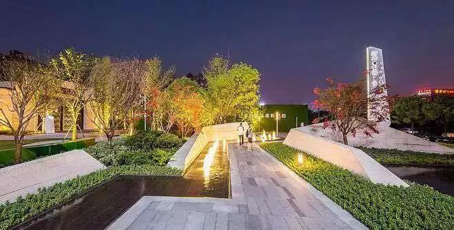 景观灯光照明设计技巧谈