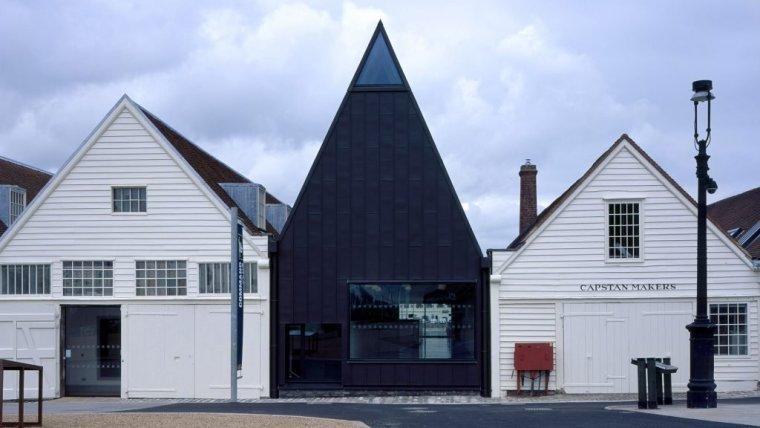 英国海军船厂博物馆
