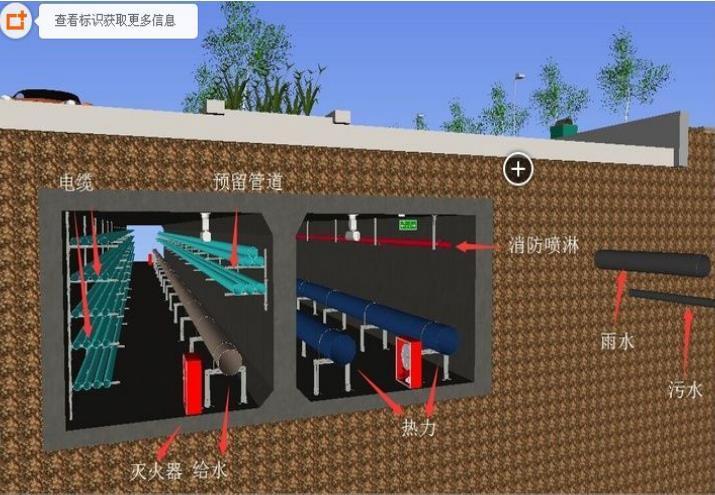 城市综合管廊支撑解决方案