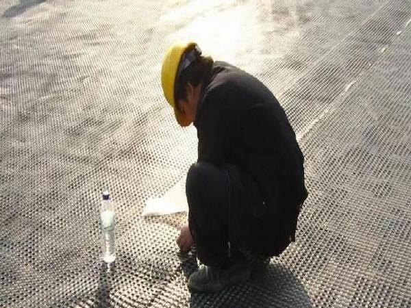 路基工程土工格栅施工标准做法