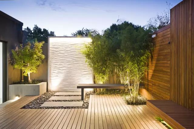 赶紧收藏!21个最美现代风格庭院设计案例_130