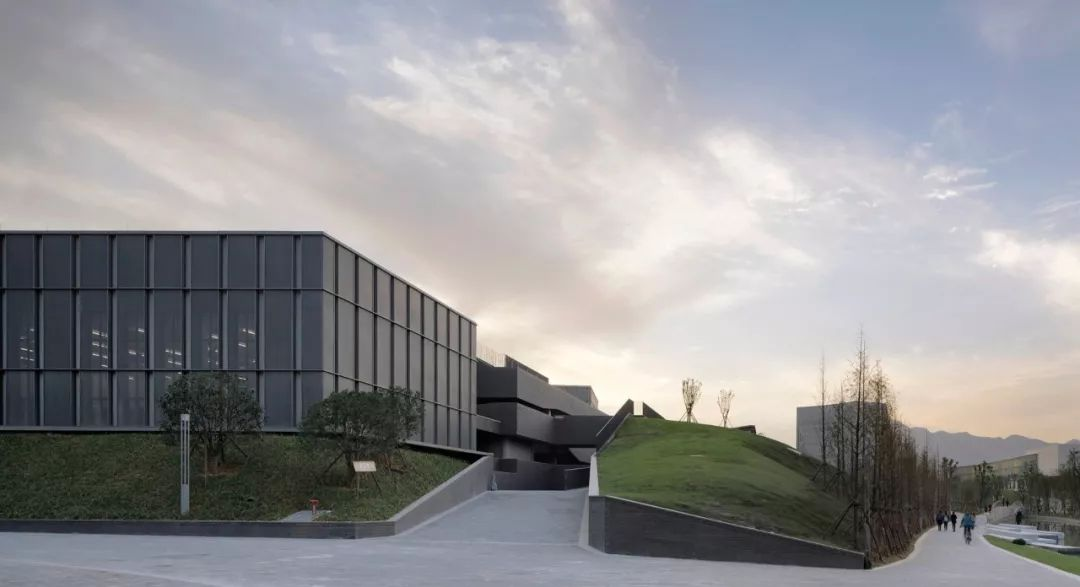 "gad作品|一场有关""场所""的建筑探索——浙江音乐学院音乐系群_15"