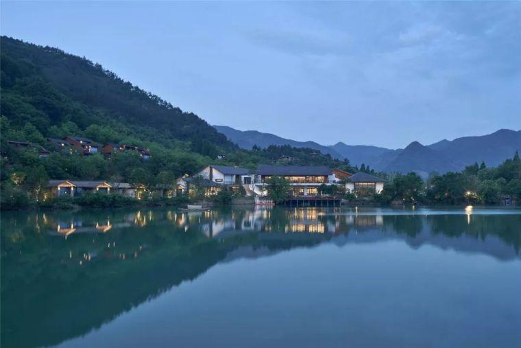 富春江畔,最美乡村酒店