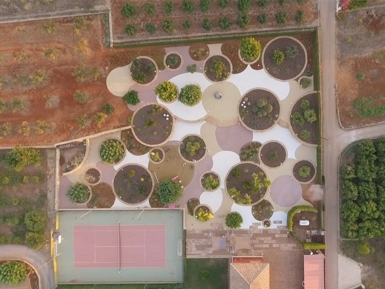 西班牙MarinaAlta花园