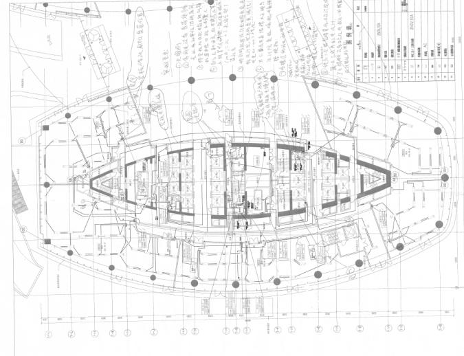 [北京]华都中心项目电气深化设计图纸(柏诚审后)