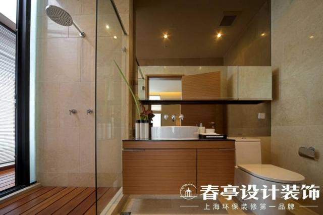 [春亭装饰]九间堂现代风格别墅装修设计案例