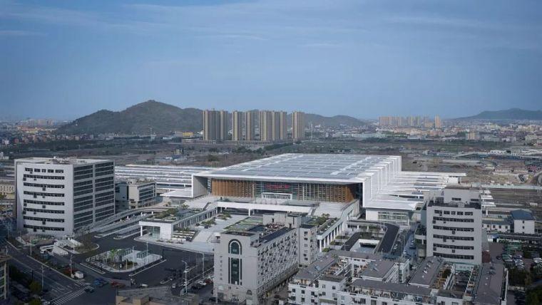 杭州铁路南站竣工 gmp在国内第二座交通建筑落成_2