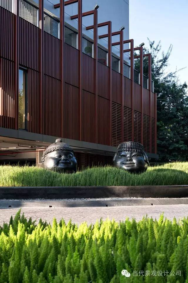 泰国清迈思绪公园景观设计_4