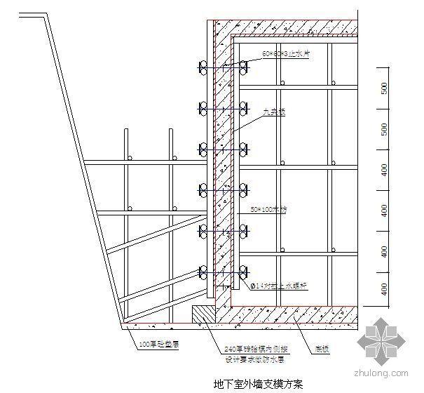 广东某高层住宅群施工组织设计
