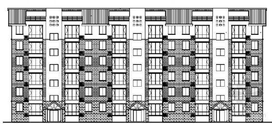 四川省御营山景3#楼建筑结构施工图