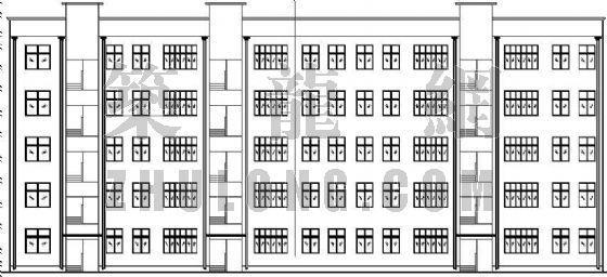 某住宅建筑施工图
