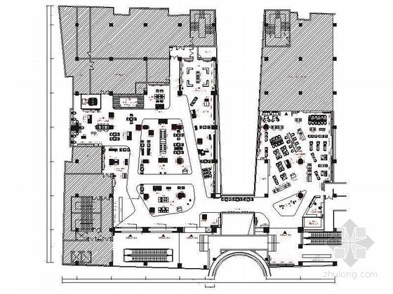 [北京]国内首家高档典雅5C娱乐连锁商城设计方案