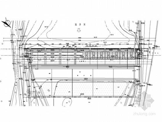 [湖南]水闸闸基帷幕灌浆工程施工图