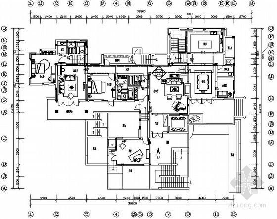 小型住宅多联机空调系统设计方案图